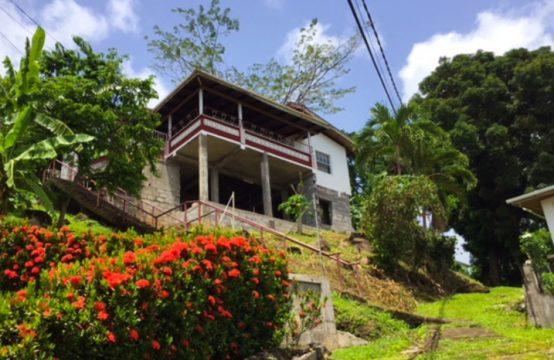 SJ002: Two Bedroom House At Maran, St. John's