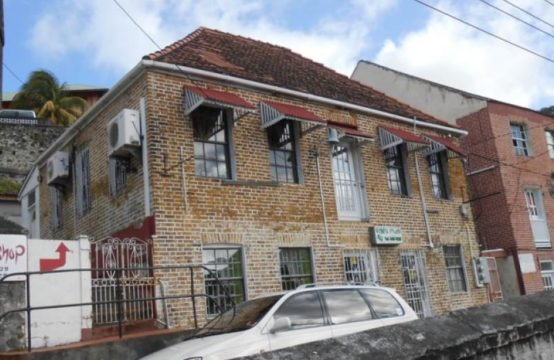 CS031: Historic 2 Storey Commercial Building