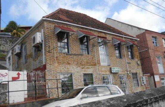 CS031: Historic 2 Storey Commercial Building