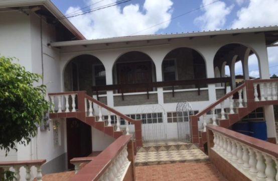 SA 009: Benji's House