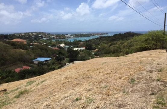 LG238: Stunning Prime Land on 18,546sqft, Lance Aux Epines, St. George's