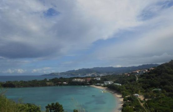 CL006: 3 Acres of Prime Beachfront Land at Morne Rouge, St. George