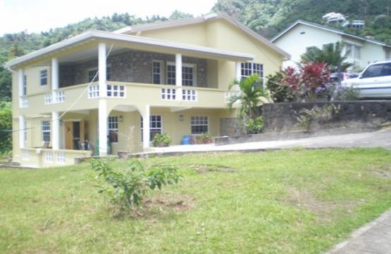 SG106: Family Home, Mt. Parnassus, St. George's