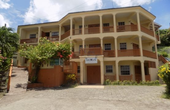 CS049: Apartment Building – Key Location in Grand Anse