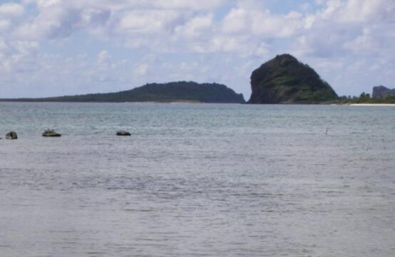 LC005: Waterfront Desirable Land in Harvey Vale, Carriacou