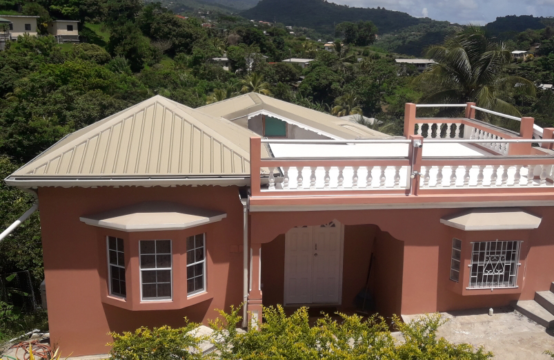 R646: Home Sweet Home, Morne Jaloux