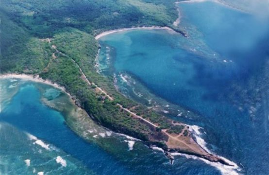 CD003: 112 Acres of Beachfront Land at Bacolet, St. David