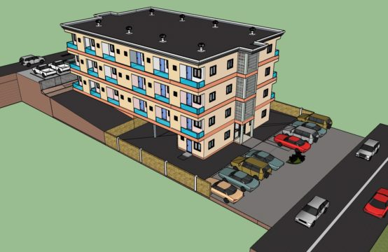 New LAE Apartments
