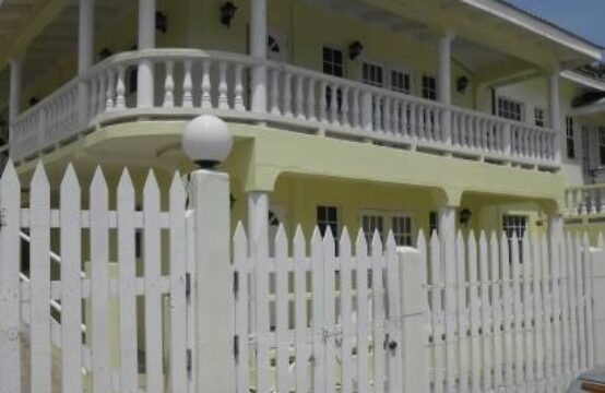 Picket Fence Apartment