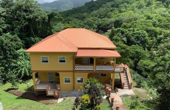 AJ's Villa 1, Radi